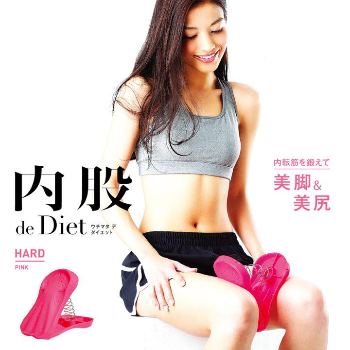 La-VIE(ラ・ヴィ)内股でダイエットハード